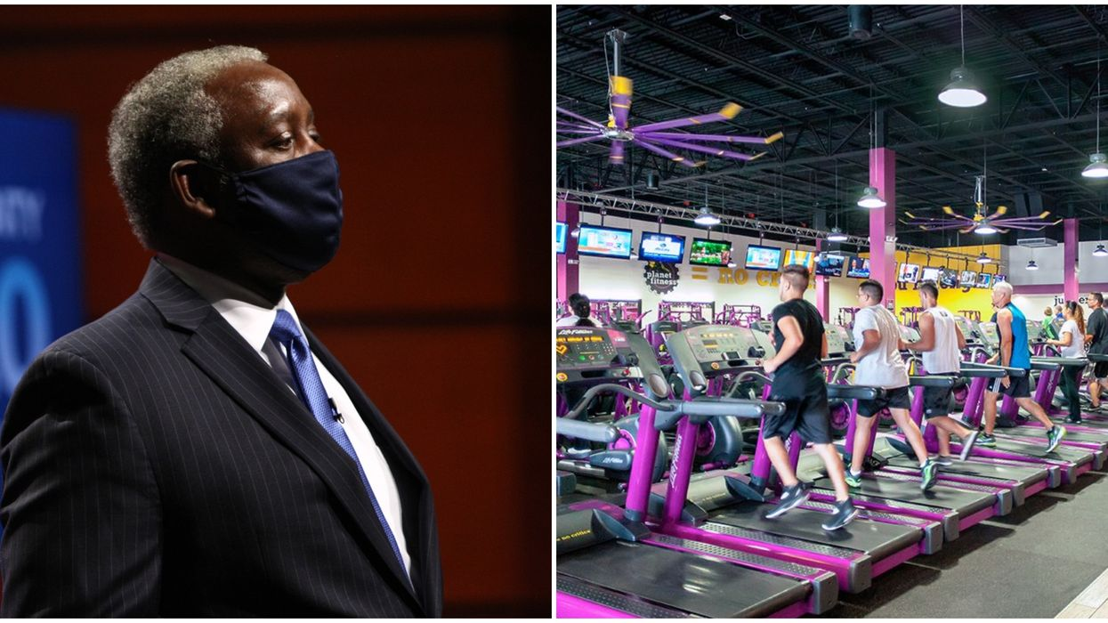 Orange County Gyms Get Put On Blast By Mayor Demings