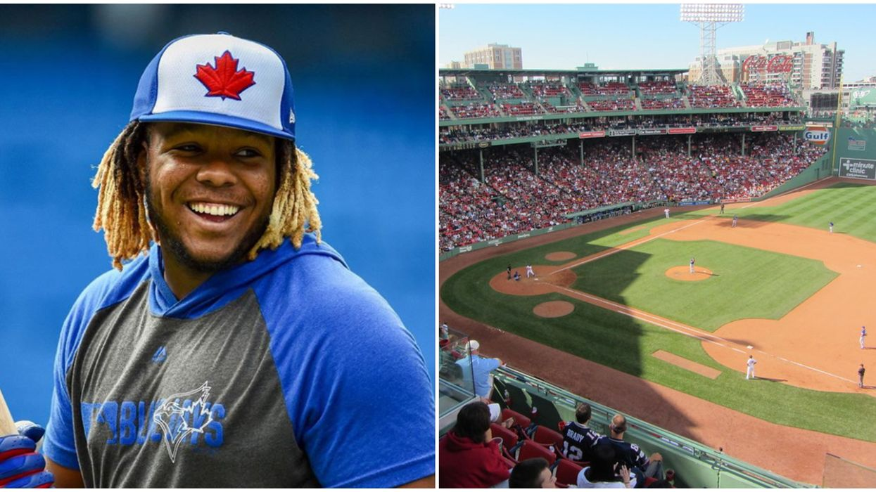 Toronto Blue Jays' Schedule Has Them Travelling To Boston Before Returning To Florida