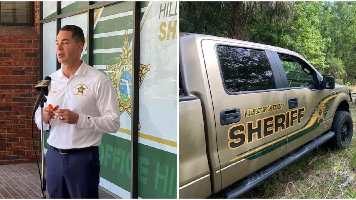 hillsborough deputy fired after threatening with gun