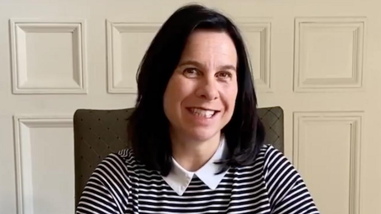 La mairesse de Montréal Valerie Plante est à l'hopital et donne des nouvelles (Photos)