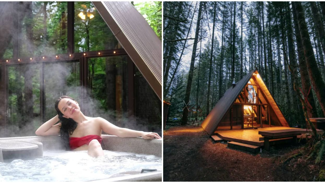 Sky Haus In Skykomish Washington Is The Best Getaway That's Cheaper Than A Spa Day