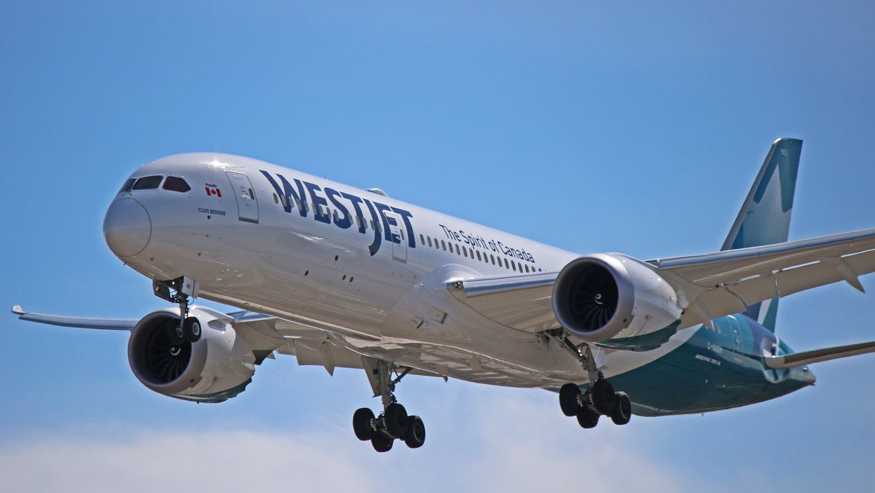 WestJet Just Added Tons Of Flights To The US, Caribbean & Europe For This Summer