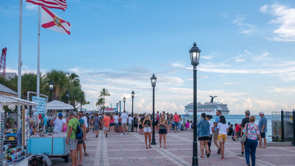 You Could Get 60 Days In Jail For Not Wearing A Mask In Key West