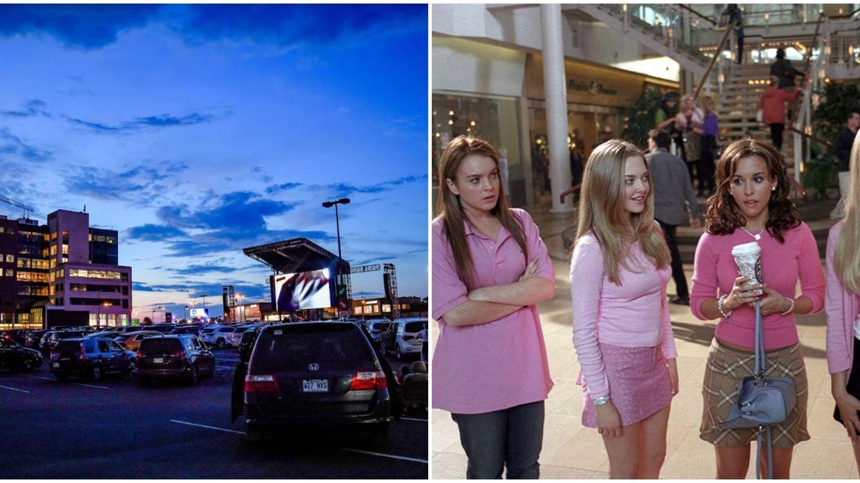Théâtre Royalmount : Mean Girls sera présenté dans ce ciné-parc de Montréal