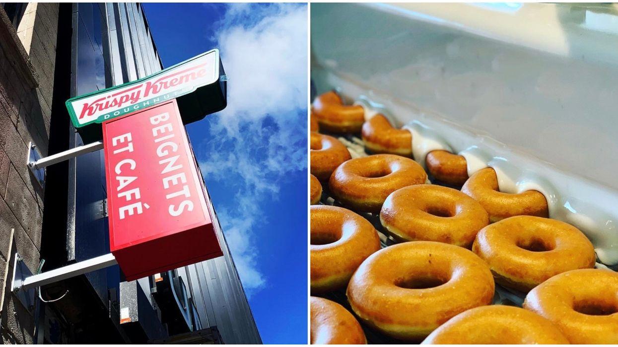 Krispy Kreme Birthday Special In Canada Offers A Free Dozen Glazed Donuts