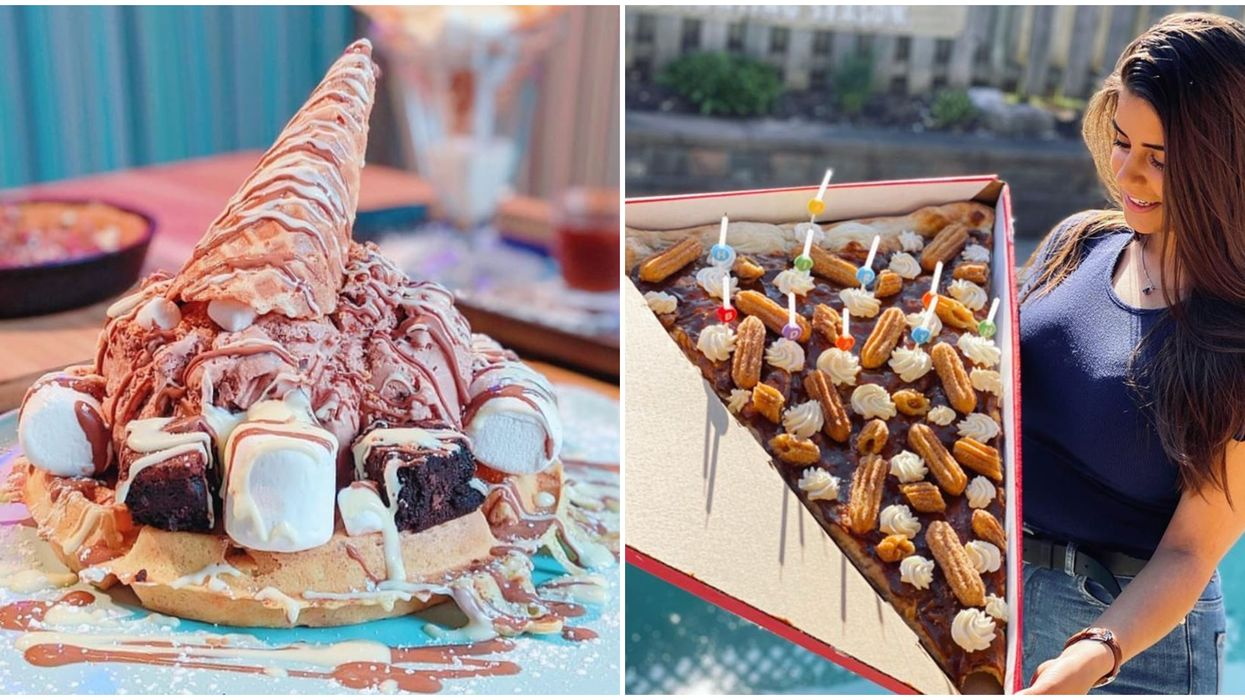 Massive Desserts In Toronto The Size Of Your Head Are Available All Across The 6ix