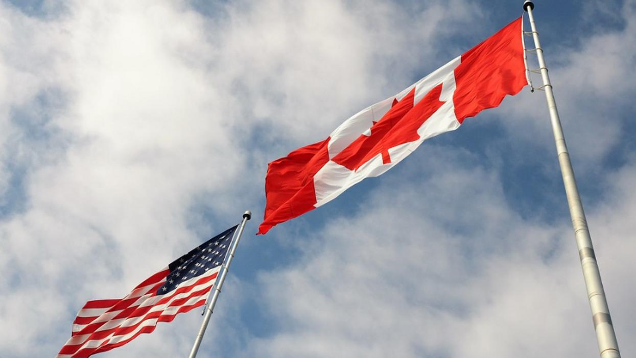 COVID-19 : La frontière entre le Canada et les USA restera fermée et voici jusqu'à quand