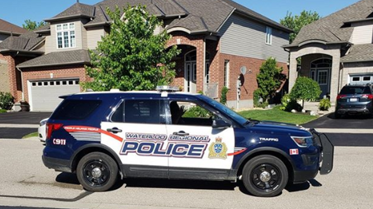 Waterloo Police Service Badge Was Stolen During A Car Break-In On Monday