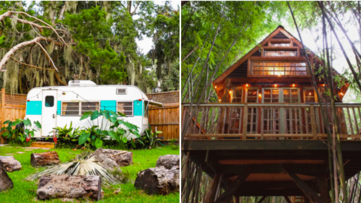 8 Unique Airbnbs You Can Rent In Georgia That You Won't Believe Actually Exist