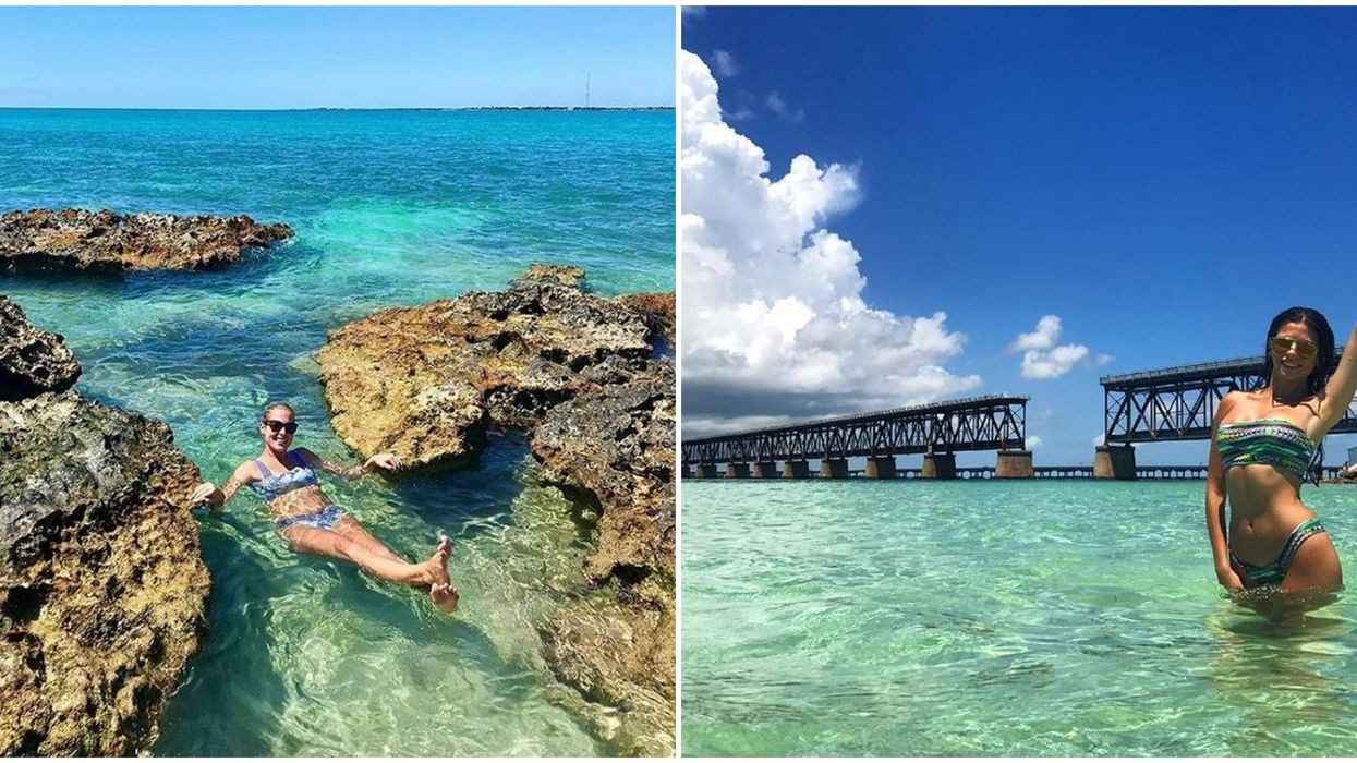 Florida Beaches & Secret Spots That Feel Like A Tropical Getaway Without A Passport