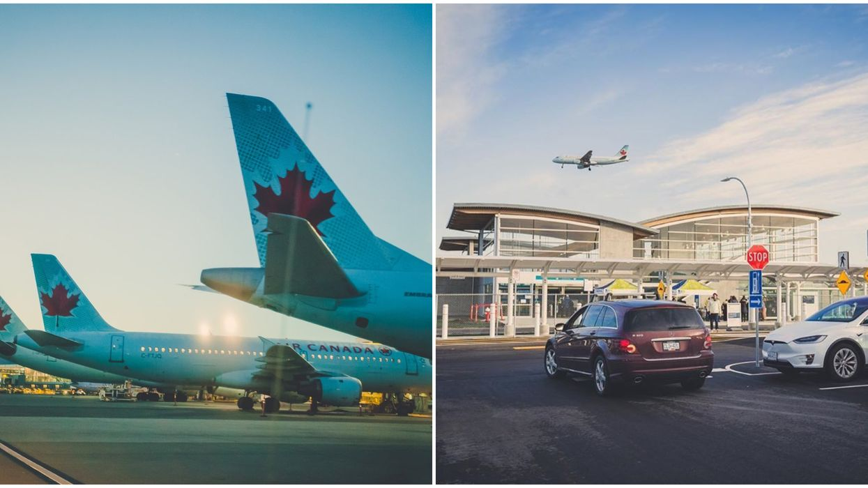 4 More Flights Into YVR From Last Week Had COVID-19 Cases On Board