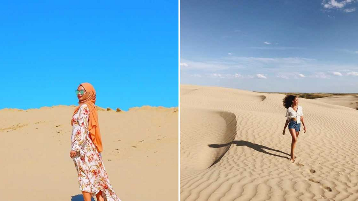 You Can Hike These Magical Sand Dunes In Saskatchewan And Feel Like You're In Morocco