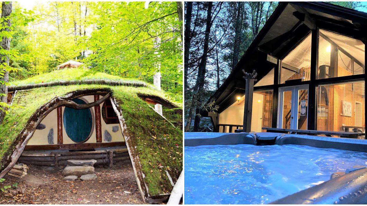 8 Airbnb incroyables au Québec à louer en ce moment