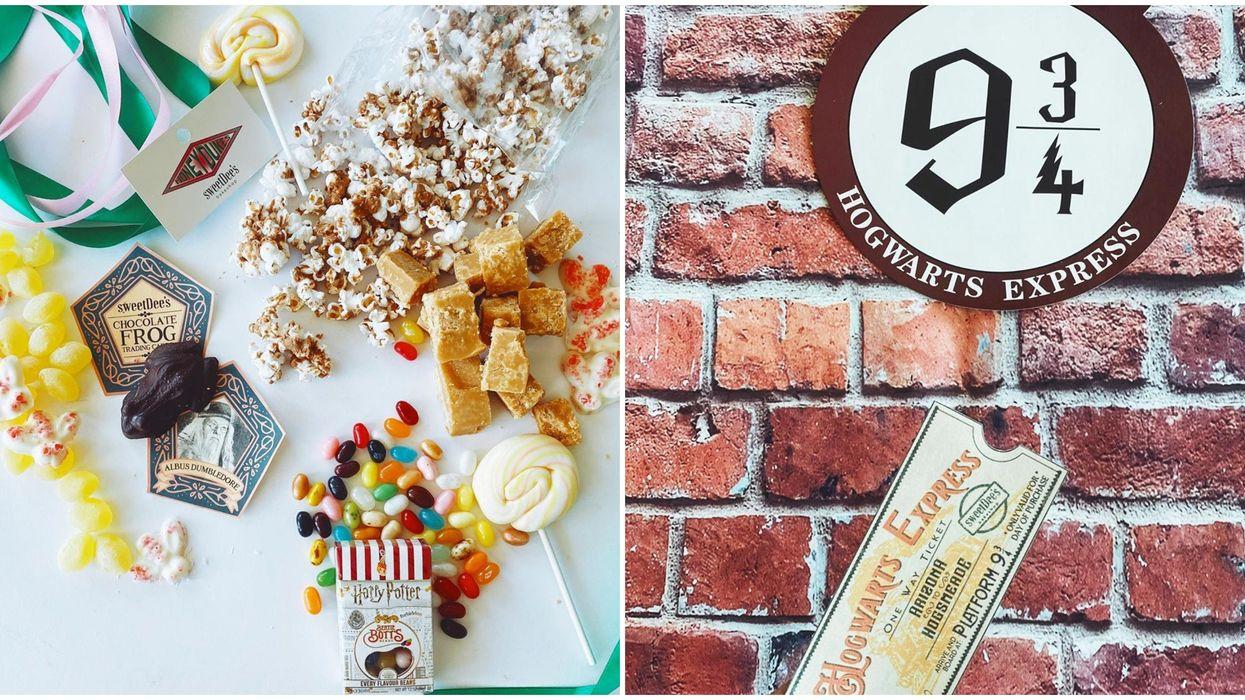Sweetdee's Bakeshop In Scottsdale Is Selling Magical 'Harry Potter' Treats