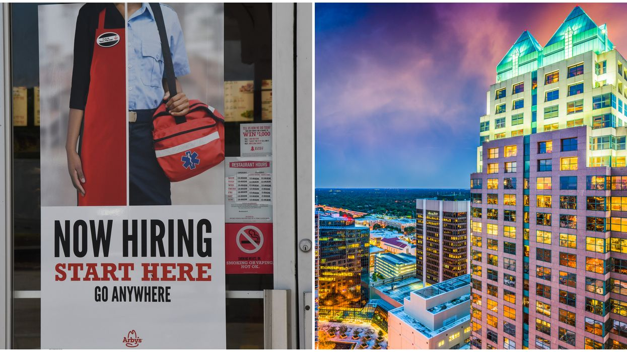 Orlando's Unemployment Rate Was Ranked As The Worst In America