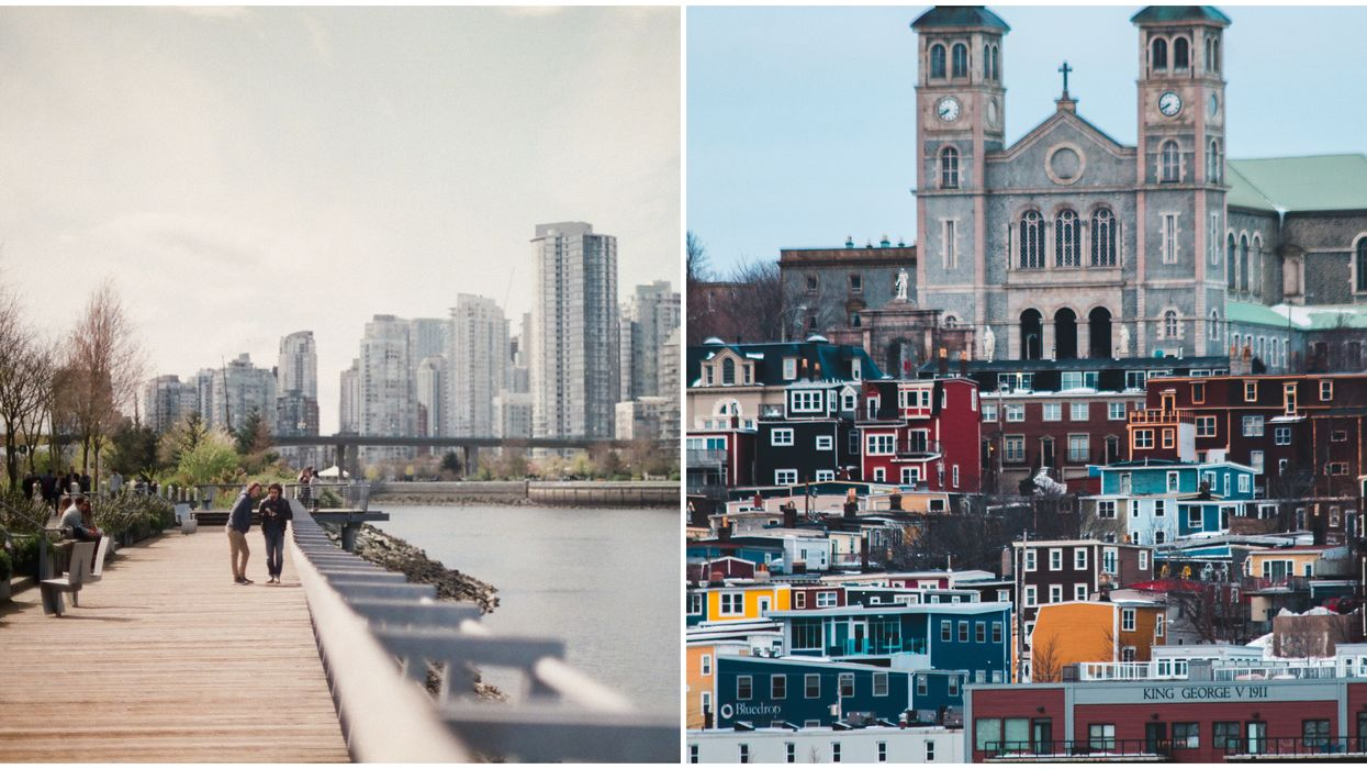 Canada Summer Weather Was Given A Midterm Report Card & Some Cities Are Struggling