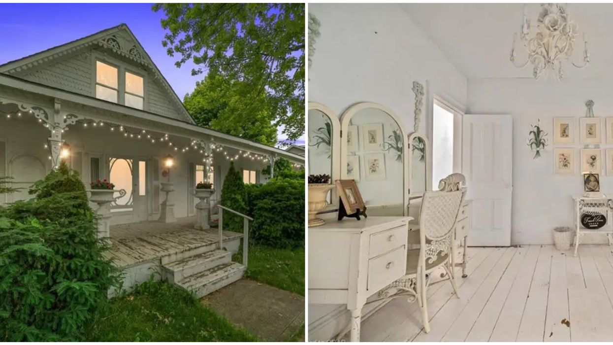 Ontario's Fairytale Home For Sale Is Straight Out Of A Jane Austen Book