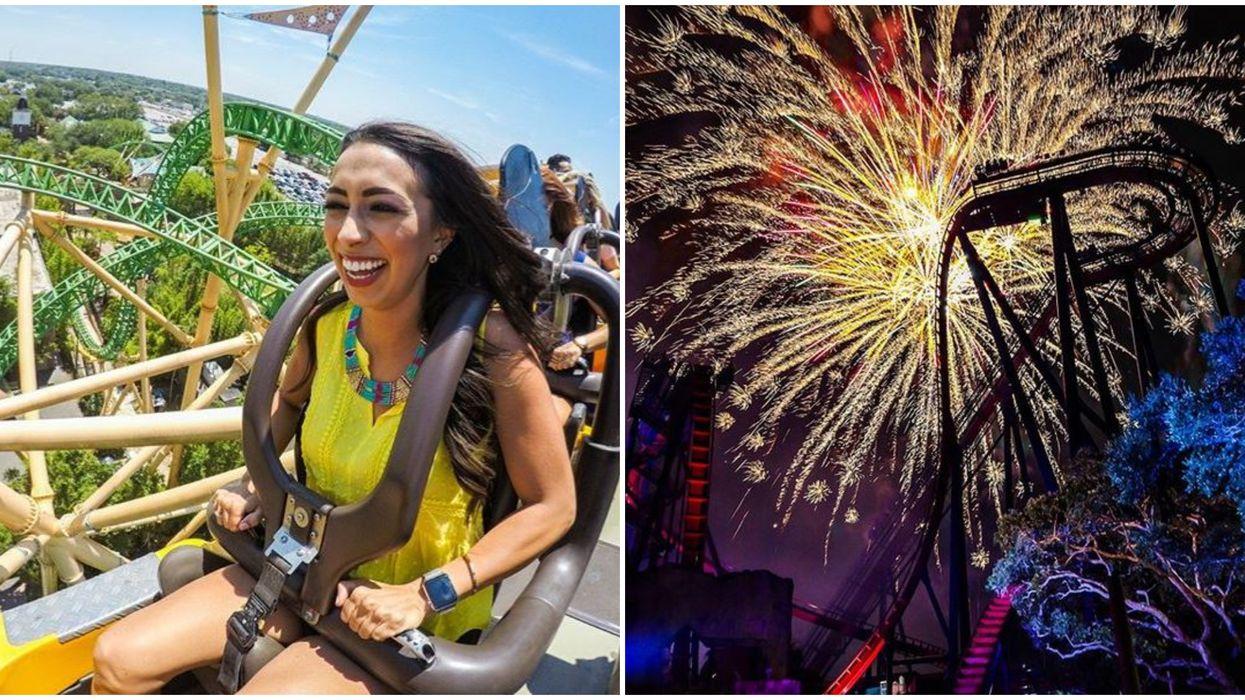 Busch Gardens Tampa Summer Nights Event Will Have New Laser Fireworks Show This Summer