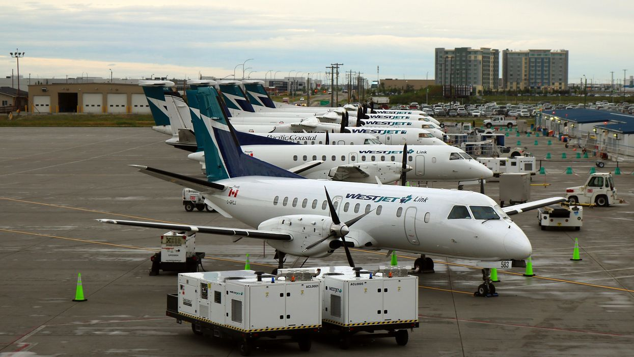 2 WestJet Flights Landing In Calgary From The US Had Confirmed COVID-19 Cases