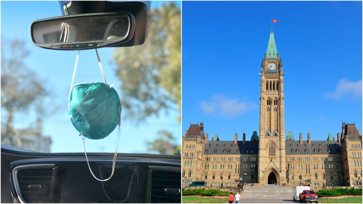 Ottawa's New Mask Bylaw Was Passed & You Could Get Fined Up To $400