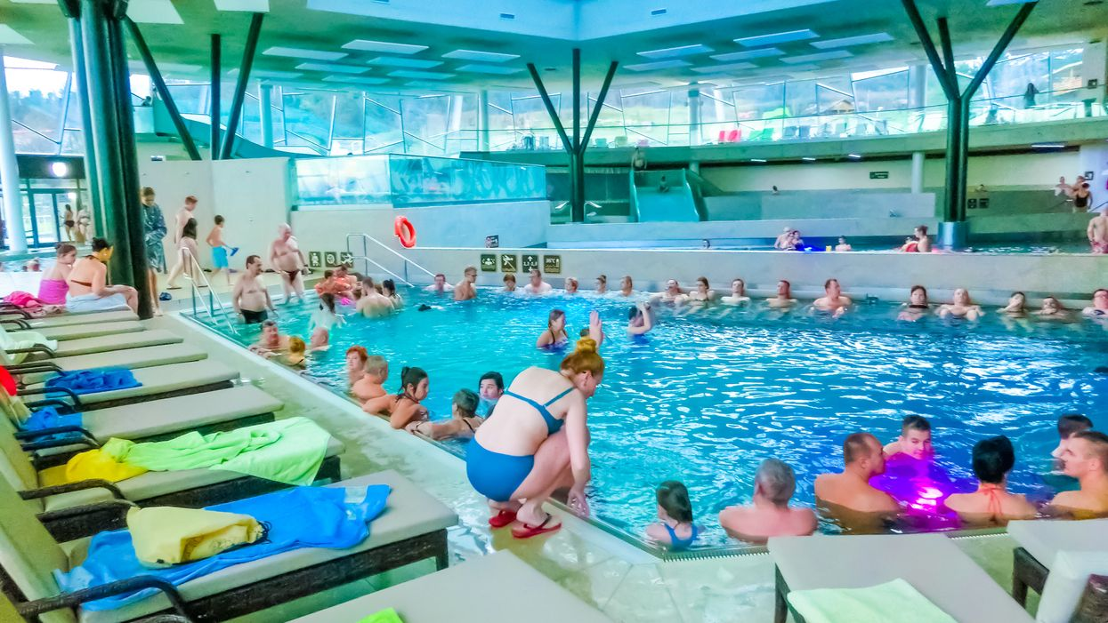 Toronto's Indoor Pools & Community Centres Will Officially Be Reopening On Monday