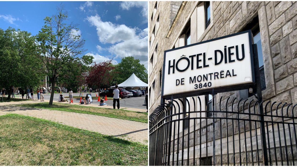 Deux nouvelles cliniques de dépistage de la COVID-19 ouvrent à Montréal