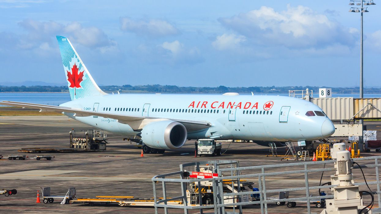 Air Canada Wants The Government to End The Required 14-Day Quarantine For Some Travellers
