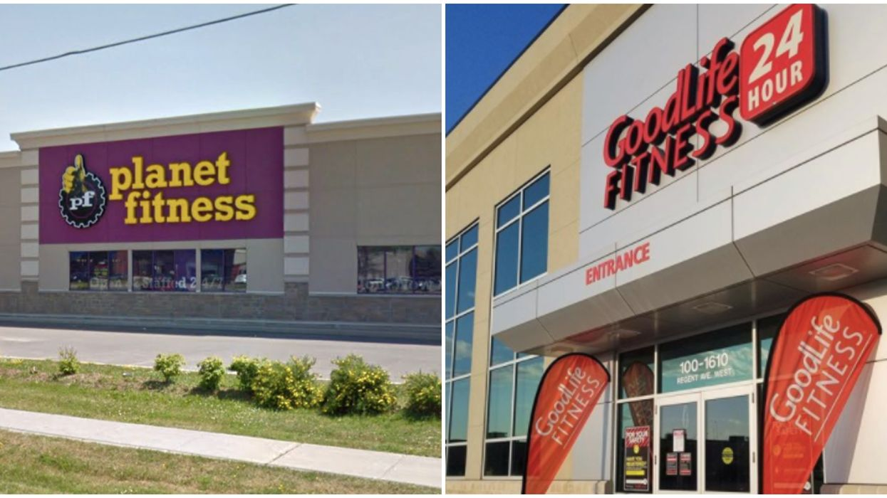 Ontario Gyms Are Reopening In A Bunch Of Cities Outside Toronto From July 17