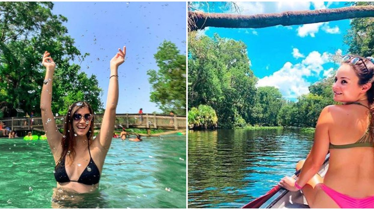 Wekiva Island In Orlando Is A Hidden Oasis That's Just $2 To Enter