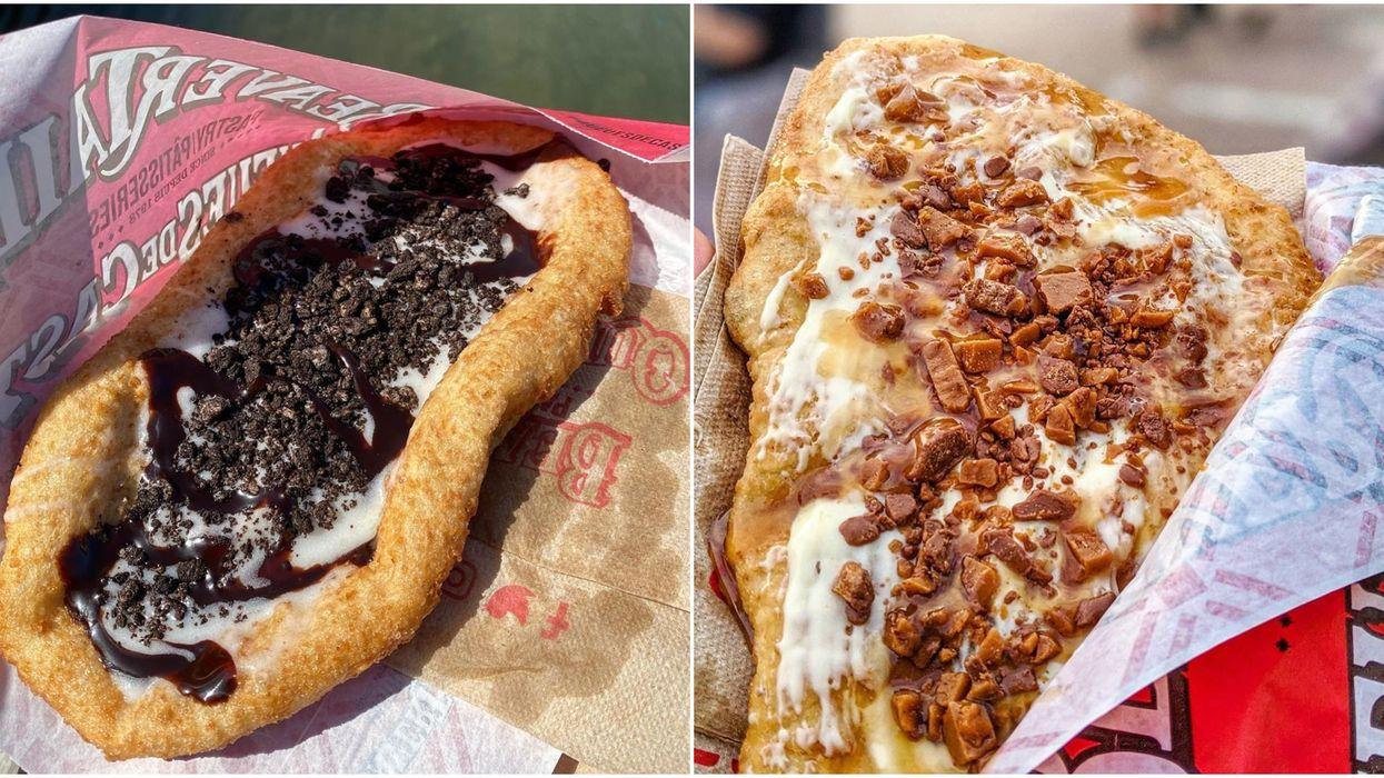 Le « food truck » de Queues de Castor sera à Rivière-des-Prairies ce week-end