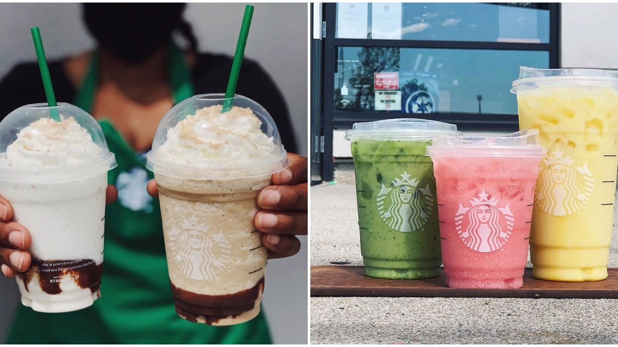Happy Hour At Starbucks Is Back & Summer Drinks Are BOGO Right Now