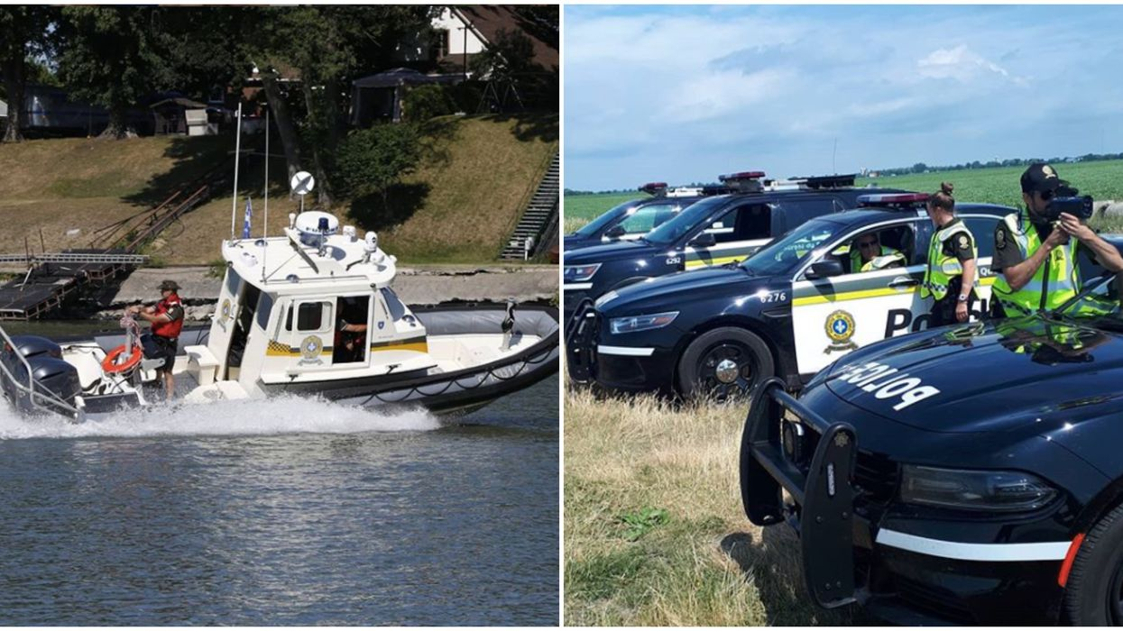 Tu risques de croiser plus de policiers partout au Québec pour les prochaines semaines