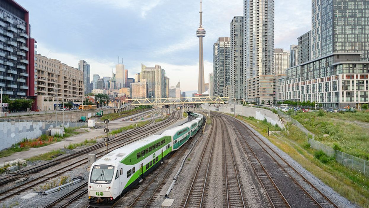Masks Will Be Mandatory On GO Transit From Next Week