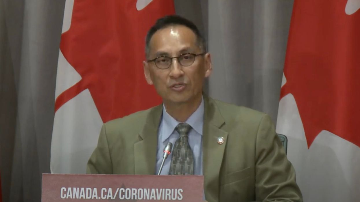 Canada COVID-19 Cases Among young Adults Has Top Doc Seriously Concerned