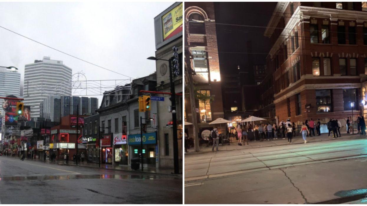 Toronto Bars & Restaurants Are Facing A Crackdown Over Lacking Social Distancing Measures