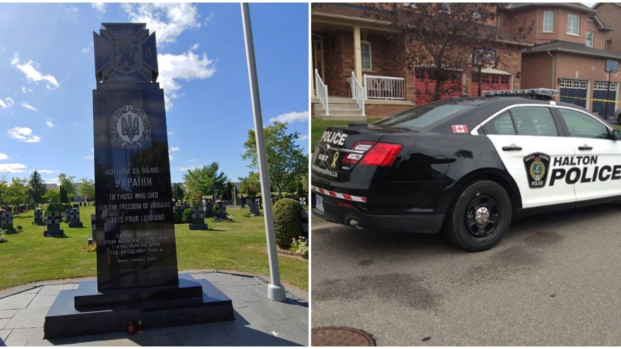 Halton Police Hate Crime Investigation Prompts Service To Clarify They Don't Support Nazis