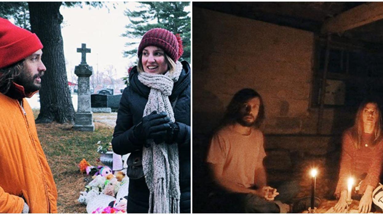 La malédiction d'Aurore Gagnon: un film américain s'inspirant du martyre d'Aurore