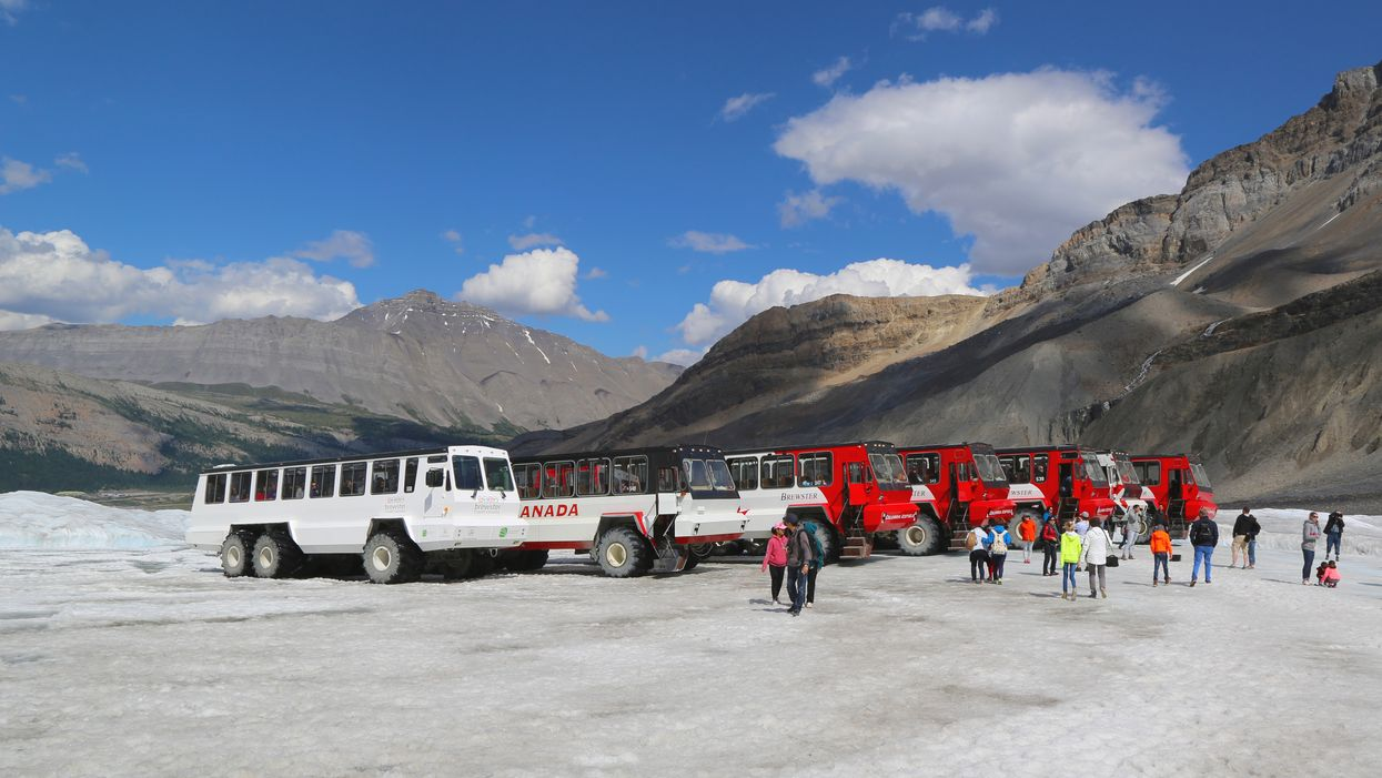 A Bus In Jasper National Park Rolled Over Causing Several Deaths & Many Serious Injuries