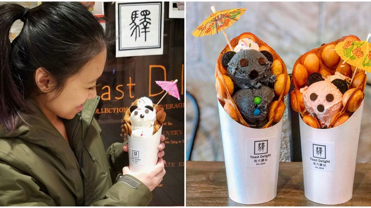 Toronto's Teddy Ice Cream Cones Are The Beary Best Way To Cool Off This Summer