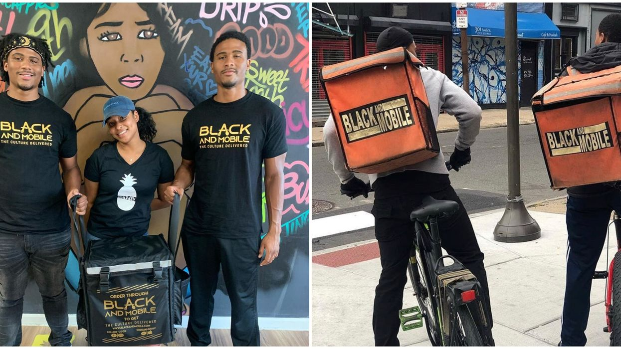 Black and Mobile Delivery Service Is Launching In Atlanta