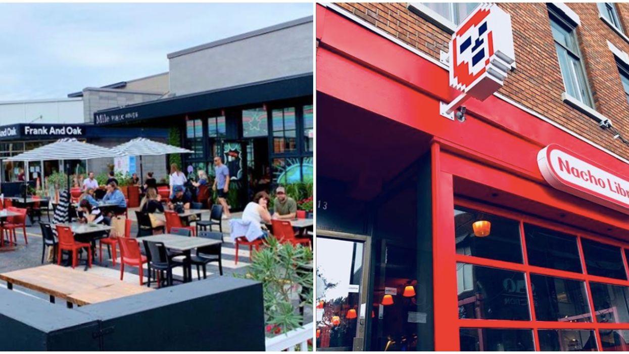 Ces 4 bars du Grand Montréal sont liés aux foyers d'éclosions de COVID-19