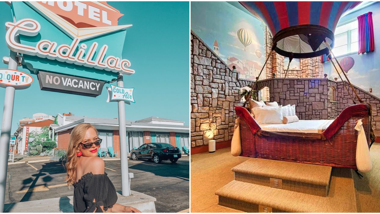 Whimsical Ontario Hotels, Motels, And Airbnbs That Will Transport You To Another World