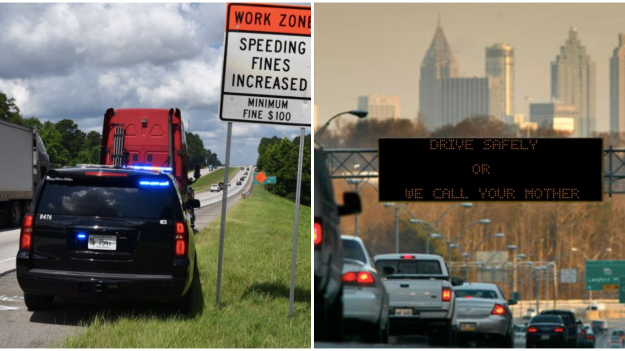 Operation Southern Shield Speeding Crackdown Starts Today On Georgia Highways