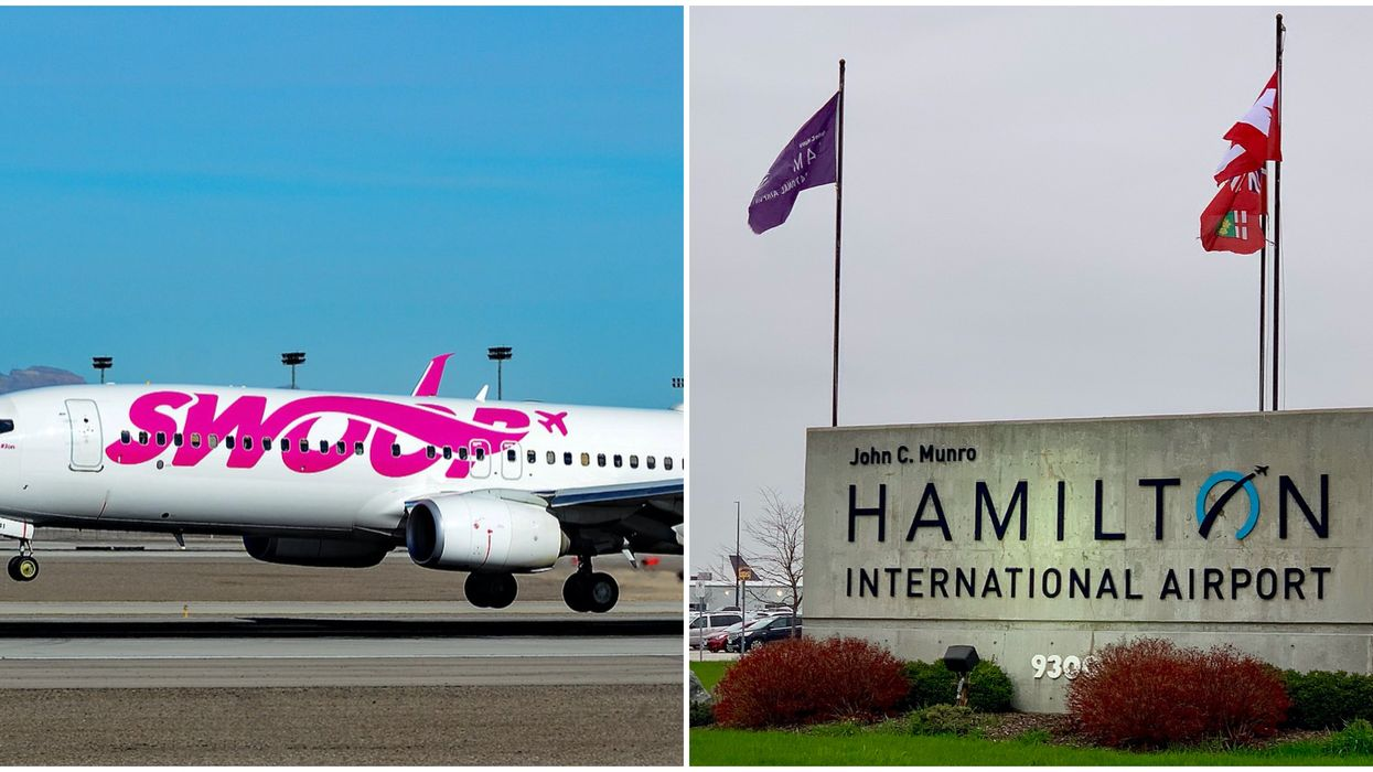 Hamilton Flight Emergency Landing Happened After Man Smoked And Abused Staff