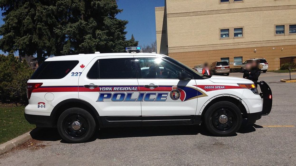A Racist Incident In Markham Involved A Man Hurling Verbal Abuse And Keying A Car