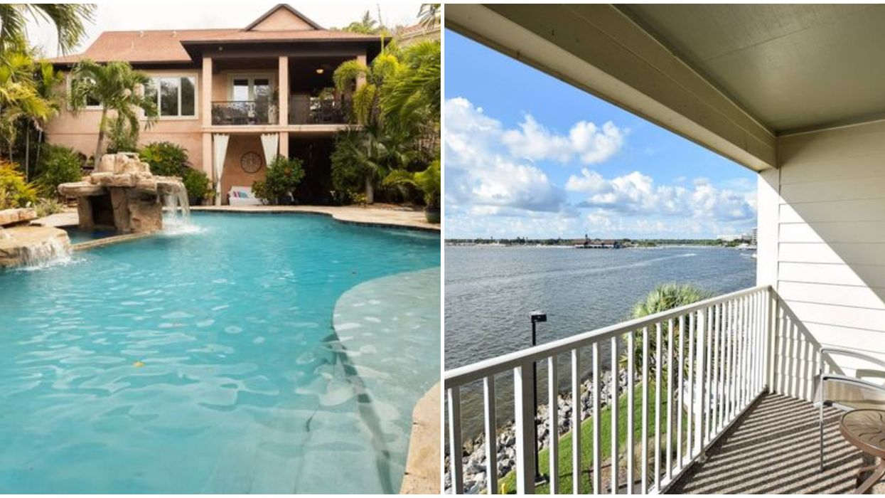 Cheap Airbnb Rentals Near Tampa With Waterfront Views For The Ultimate Getaway
