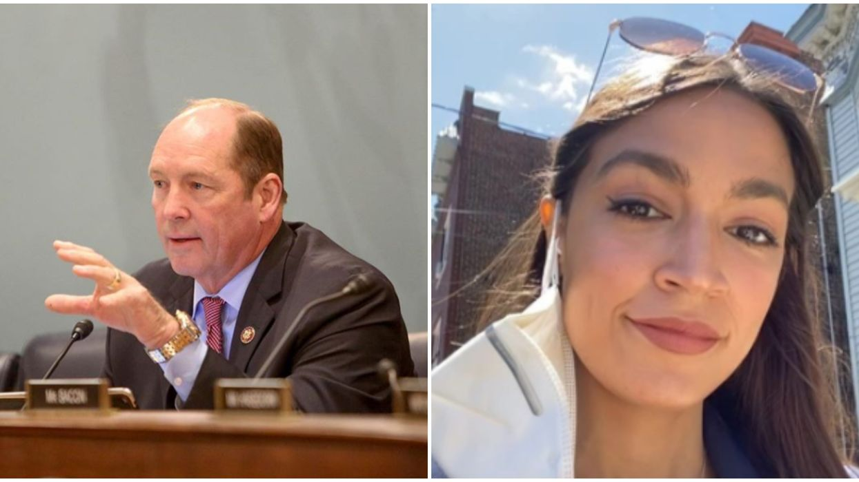 Alexandria Ocasio-Cortez  Snaps Back At Florida Politician With 'B*tches Get Stuff Done'