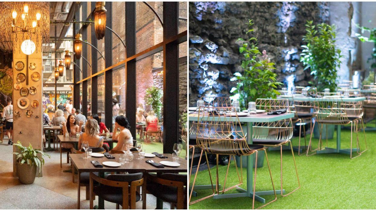 Cette terrasse du Vieux-Montréal et son menu bbq te donneront l'impression de manger à Hawaï