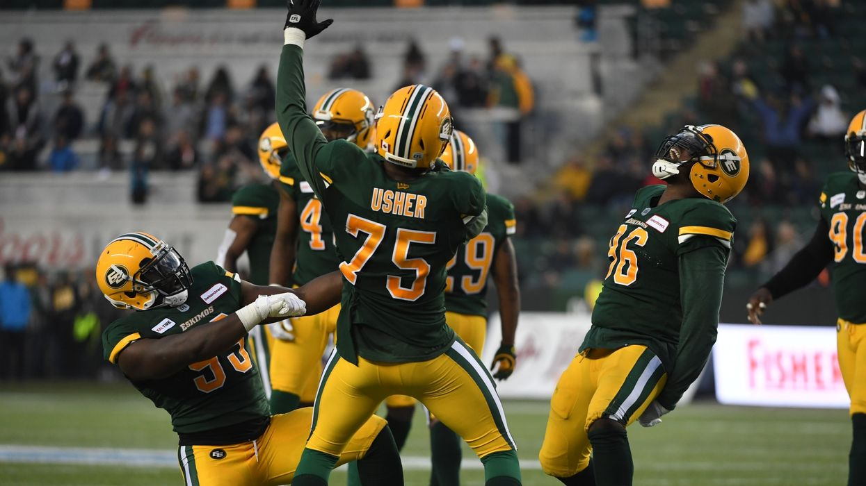 Edmonton CFL Team Drops 'Eskimo' From Their Name & You Can Call Them 'EE'