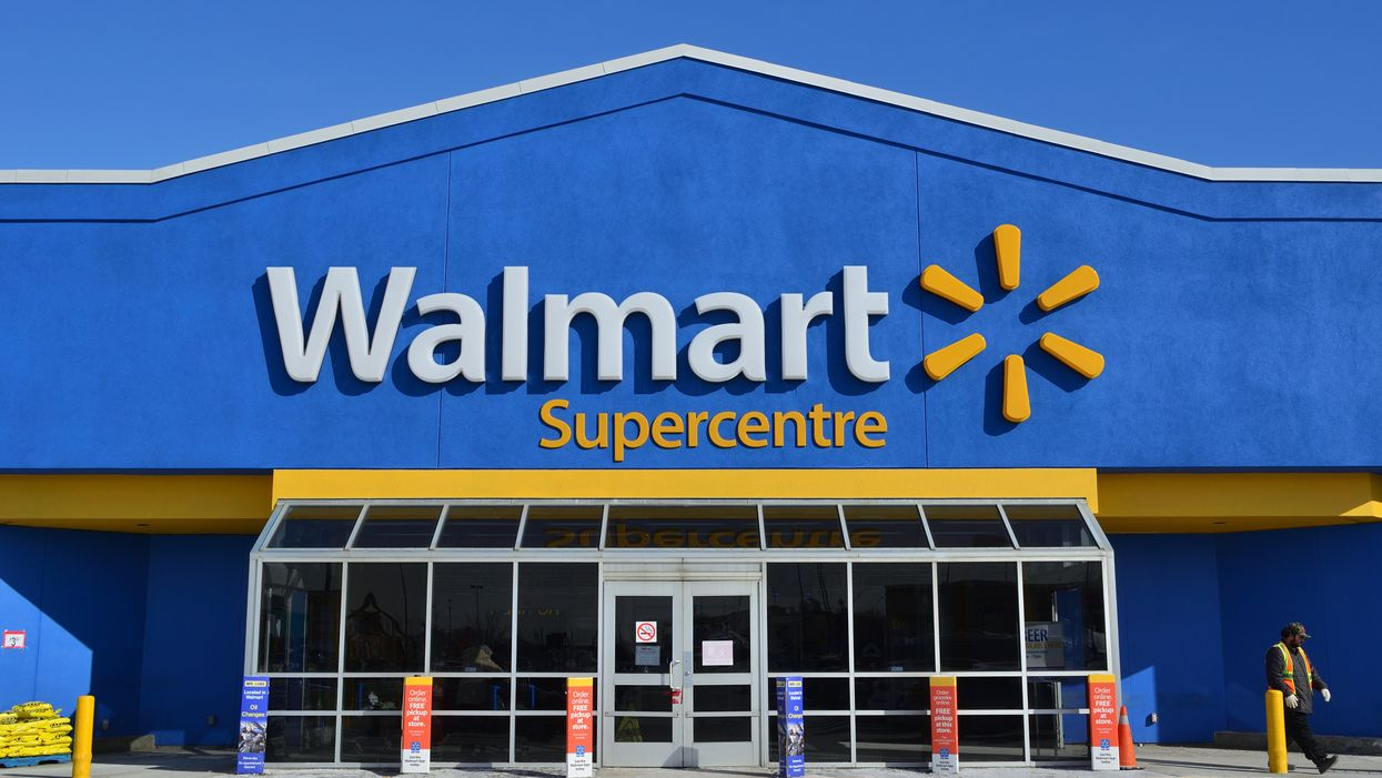 Walmart Canada Stores Are Getting Renovated & You Can Soon Checkout From Anywhere